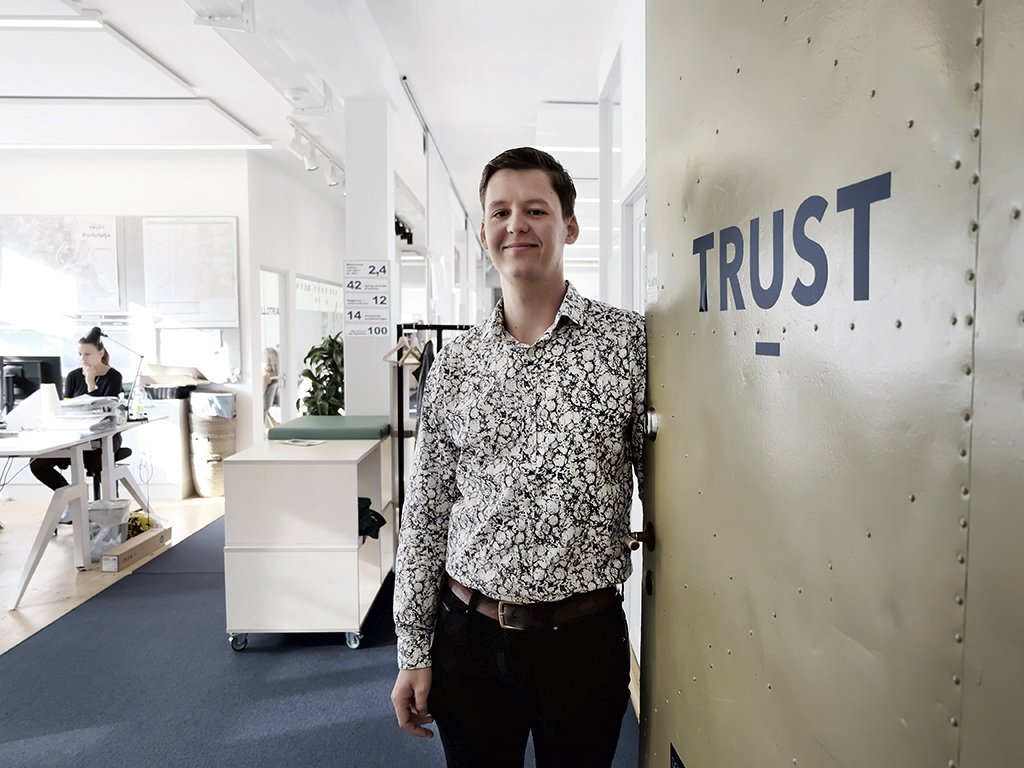 Det strategiske partnerskab TRUST Phd