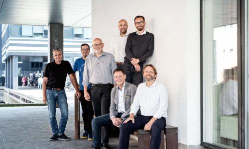 &os består af KAB, Enemærke & Petersen, JJW Arkitekter, KANT Arkitekter, SLA Architects, Norconsult, Oluf Jørgensen Rådgivende Ingeniørfirma og Rekommanderet.