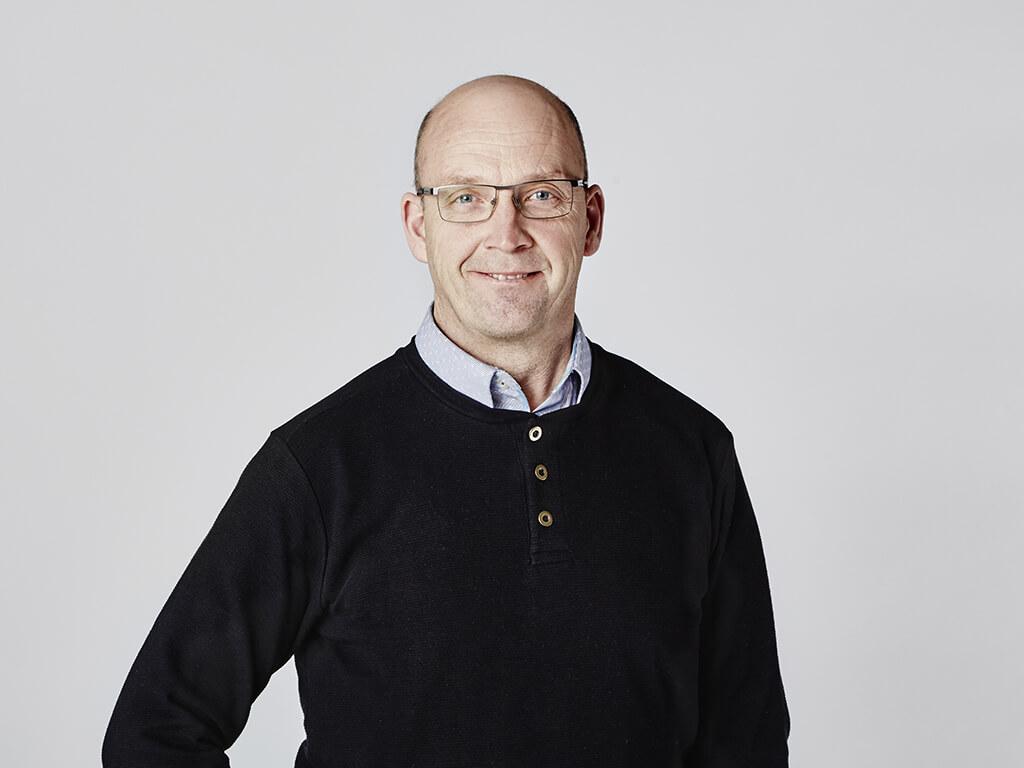 Frank Petersen Divisionschef